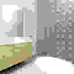 Scandinavian style bathrooms by Homestories Scandinavian