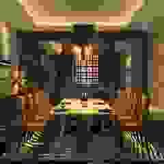 VA Residence Language of Design Modern dining room