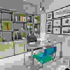 من Ambientando Arquitetura & Interiores صناعي