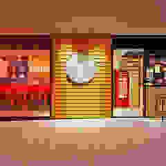 Pub 380 Bares e clubes ecléticos por Ambientando Arquitetura & Interiores Eclético