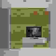 Casa en Barinas Cuartos de estilo escandinavo de MARATEA Estudio Escandinavo