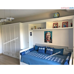 Özel Tasarım Genç Odası, Cihan'ın Odası MOBİLYADA MODA Modern
