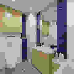 BOTANICAL Kolonialna łazienka od Creoline Kolonialny