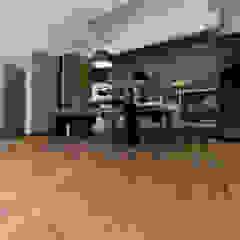 Pisos Millenium Commercial Spaces Wood Brown
