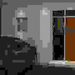 Garajes modernos de Rhythm And Emphasis Design Studio Moderno