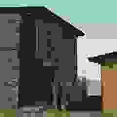 Departamentos en San Carlos de Bariloche de GS TALLER DE ARQUITECTURA Minimalista Piedra
