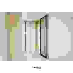 시범 호반베르디움 욕실도어 - 위드지스 슬라이딩 도어 시공 by WITHJIS(위드지스) 모던
