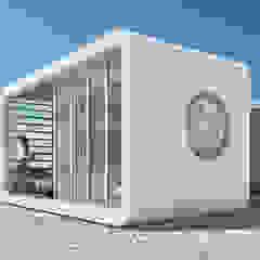 S.HOUSE van PLEKvoor Modern