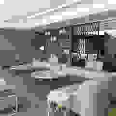 Ruang Keluarga Klasik Oleh SAE Studio (PT. Shiva Ardhyanesha Estetika) Klasik