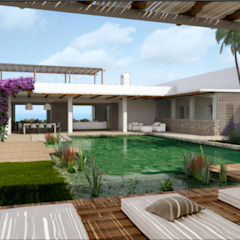 by MADBA design & architecture Mediterranean