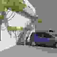 Diseños 3D de Cosmoservicios SAS Moderno Hierro/Acero