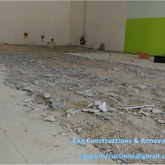 Shoplot Tiling by Sam Contractors Ipoh Modern Tiles