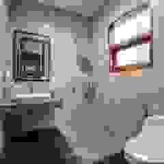 Greta90 Kamar Mandi Modern Oleh INTERIORES - Interior Consultant & Build Modern