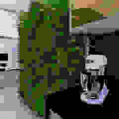 Sala Clássica Contemporânea Corredores, halls e escadas clássicos por Studio² Clássico