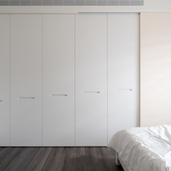Dormitorios infantiles escandinavos de Moooi Design 驀翊設計 Escandinavo