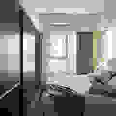 Dormitorios escandinavos de Moooi Design 驀翊設計 Escandinavo