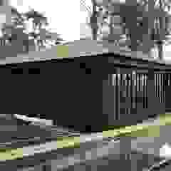 Tiger Lodge من Building With Frames إستعماري خشب Wood effect