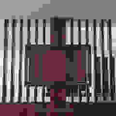 moradia LC Salas multimédia modernas por miguel lima amorim - arquitecto - arquimla Moderno