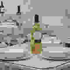 Proyecto Restaurante Boutique - Trujillo de Minimalistika.com Mediterráneo Madera Acabado en madera
