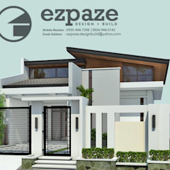 de ezpaze design+build Moderno