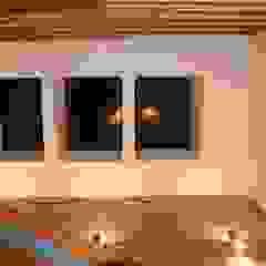 REMODELACIÓN PENT HOUSE EN EL VIRREY - BOGOTÁ de Dharma Arquitectura Moderno