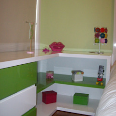 Romina Sirianni BedroomBedside tables
