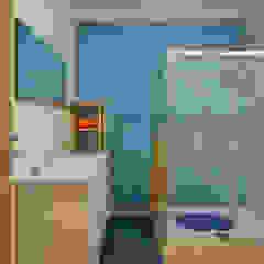 Mediterranean style bathrooms by Miguel Marnoto - Fotografia Mediterranean
