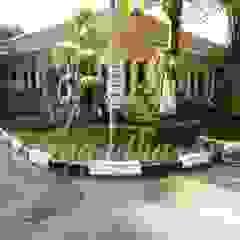 Tukang Taman Surabaya - Taman Kantor Taman Tropis Oleh Tukang Taman Surabaya - Tianggadha-art Tropis Batu