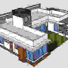 by Monoceros Interarch Solutions Modern Bricks