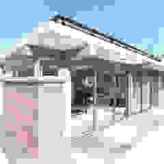 Maisons minimalistes par Conceptual Studio ARQUITECTUR Minimaliste Briques