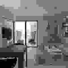 UTOO-Pracownia Architektury Wnętrz i Krajobrazu Modern living room