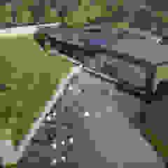 Industrial House Design por Comelite Architecture, Structure and Interior Design Industrial