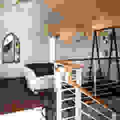 제주 두모리 주택 컨트리스타일 미디어 룸 by 더 이레츠 건축가 그룹 컨트리