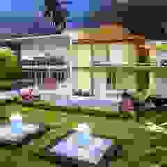 HEERA VILLAGE Modern houses by smstudio Modern