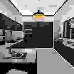 Cocinas de estilo clásico de ARS İç Mimarlık Clásico