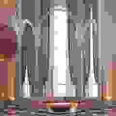 Moroccan interior design الممر الأبيض، الرواق، أيضا، درج من Spazio Interior Decoration LLC بحر أبيض متوسط رخام