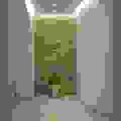 Casa ALFONSO Pareti & Pavimenti in stile classico di Studio di Progettazione e Design 'ARCHITÈ' Classico