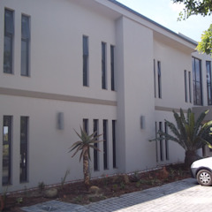 Inso's Aluminium Windows Modern windows & doors by Inso Architectural Solutions Modern Aluminium/Zinc