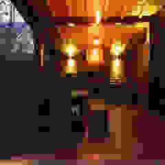 من Studio B&L أسيوي خشب متين Multicolored