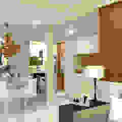 Reforma de Apartamento 60m² por Domingos de Arquitetura Clássico
