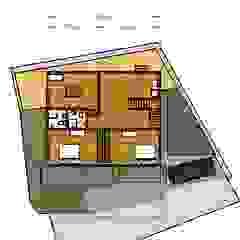 日式木屋別墅 地興木屋有限公司 Asian style bedroom