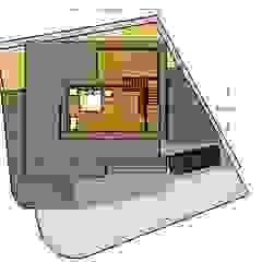 日式木屋別墅 地興木屋有限公司 Asian style study/office