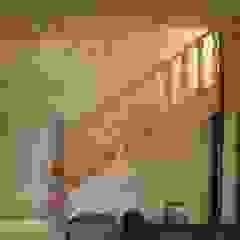 日式木屋別墅樓梯 地興木屋有限公司 Stairs