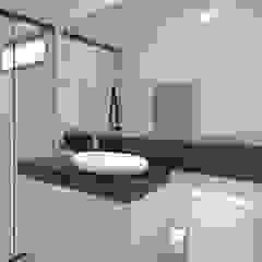 Projeto de interiores - Banheiros Banheiros minimalistas por Vivenda Soluções Arquitetônicas Minimalista