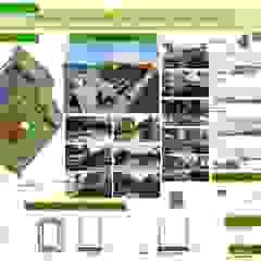 Sekolah Modern Oleh 1mm studio | Landscape Design Modern