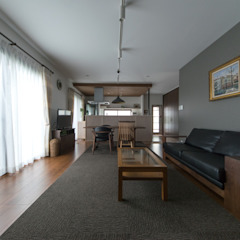 coil松村一輝建設計事務所 Living room