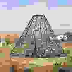 Rund por Atelier ferro quente Moderno Ferro/Aço
