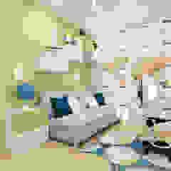Детская комната для Мальчика от Гузалия Шамсутдинова | KUB STUDIO Скандинавский