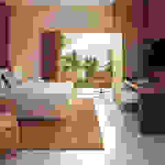トロピカルスタイルの 寝室 の Mutabile トロピカル