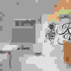 Projekt kwiaciarni w Olkuszu od Archi group Adam Kuropatwa Rustykalny